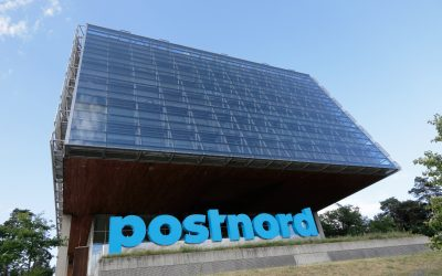 PostNord –  space monitoring for improved facility services & space efficiency