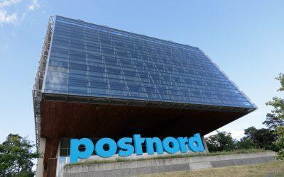 PostNord – suivi de l'espace pour améliorer les services et l'efficacité des espaces