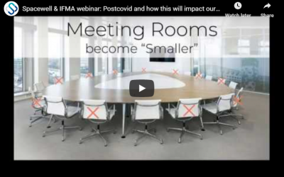 Spacewell & IFMA – Making the post-COVID-19 workplace work