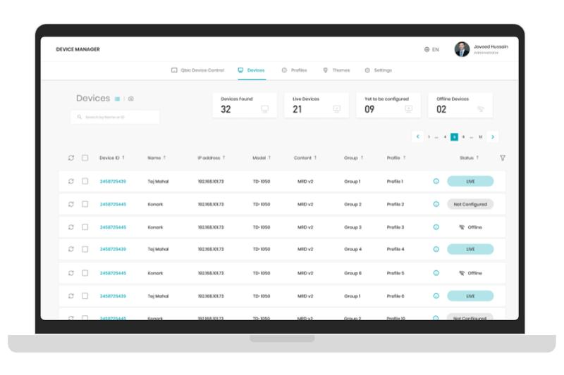 Cobundu - Device Manager Screenshot