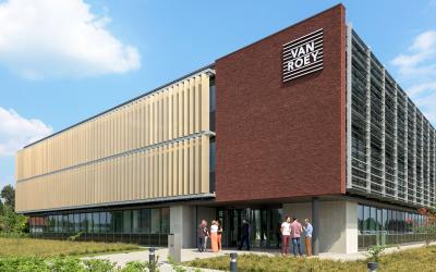 L'entreprise de construction Groupe Van Roey et Van Roey Services : pour une gestion de bâtiments durable