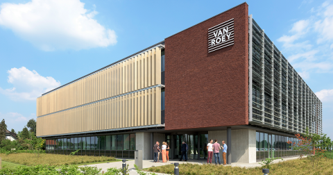 Van Roey head office exterior