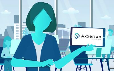 Axxerion: efficient workflows for facility management