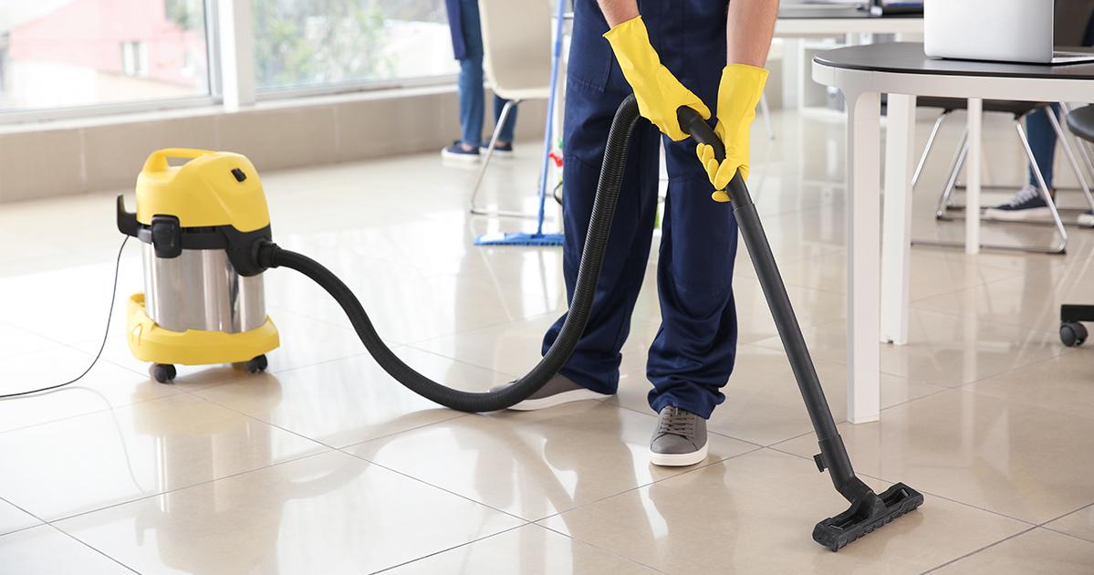 Bild CAFM+ Intelligente Reinigung
