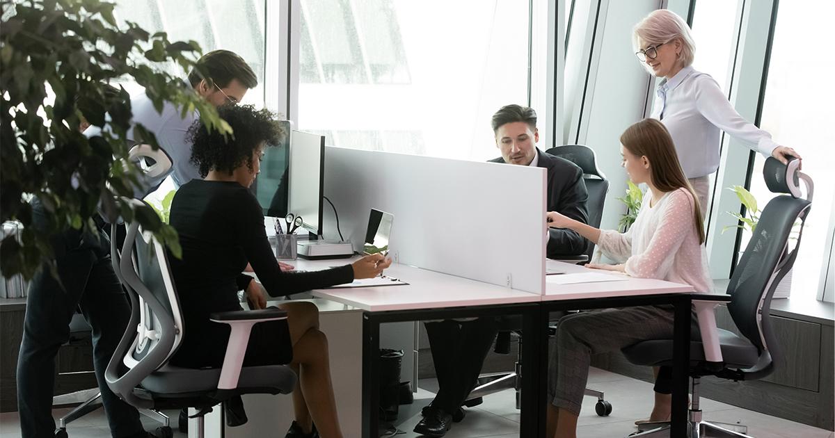 IWMS+ Smart Workspace Management image