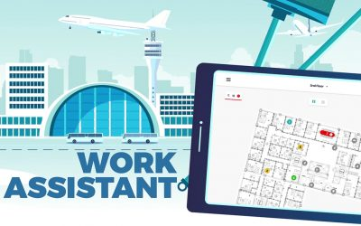 Work Assistant, Spacewell's smart service app