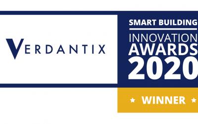 Verdantix Awards: Top 10 Innovatoren für intelligente Gebäude 2020