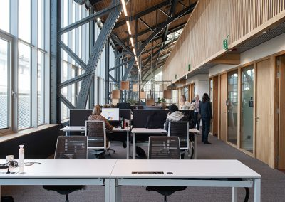 Accenture desks