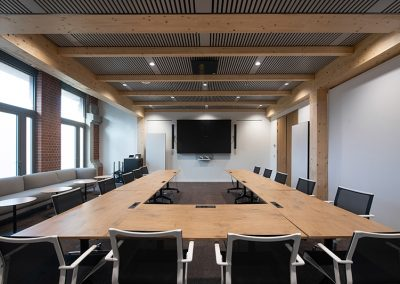 Accenture meeting room