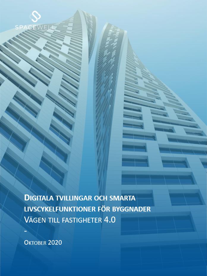 Digitala tvillingar och smarta livscykelfunktioner för byggnader