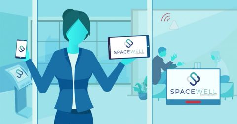 Spacewell assist video preview