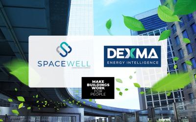 Spacewell übernimmt DEXMA und seine KI-getriebene Energieintelligenz-Software