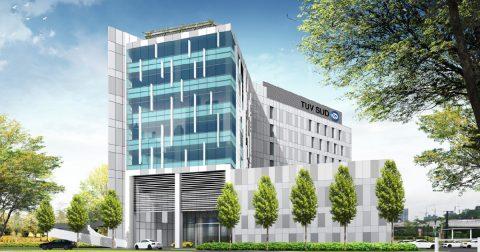 TÜV SÜD building
