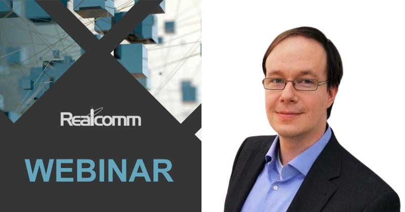 Realcom Webinar and Adrian Weygandt