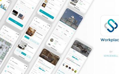 Spacewell lanceert Workplace app voor efficiënt kantoorgebruik in post-Corona tijdperk