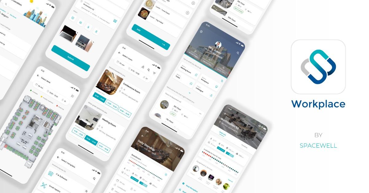 Arbeitsraum-App