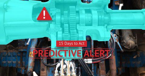 Predictive alert