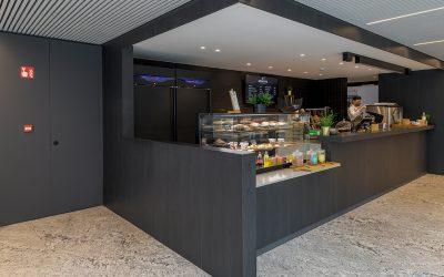 Argenta: bye bye kantine, welkom bedrijfsrestaurant