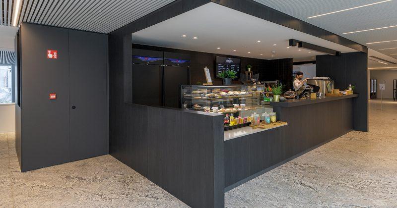 Argenta koffie bar