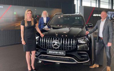 Mercedes-Benz Dealer Bedrijven becomes first Spacewell Ambassador