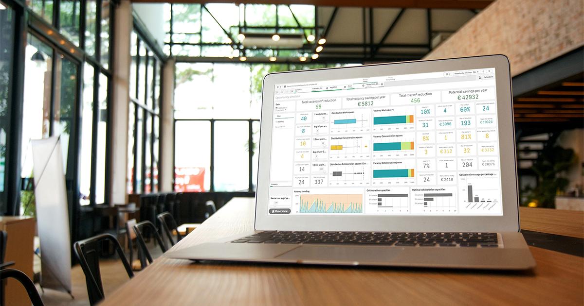 Bärbar dator med Opportunity Simulator skärmdump