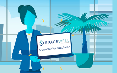 Spacewell Opportunity Simulator