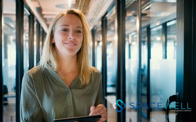 Leading Innovation in Smart Building & Workspace Solutions: Spacewell One-Minute Educational Video
